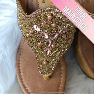 Top Moda Wedge Sandals